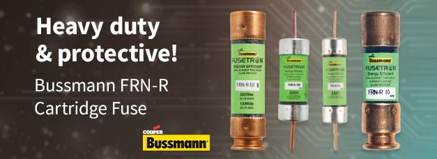 Bussmann Cartridge Fuse