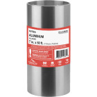 NorWesco 7 In. x 50 Ft. Mill Aluminum Roll Valley Flashing Image 1
