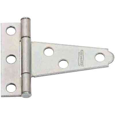 National 2 In. Light Duty T-Hinge