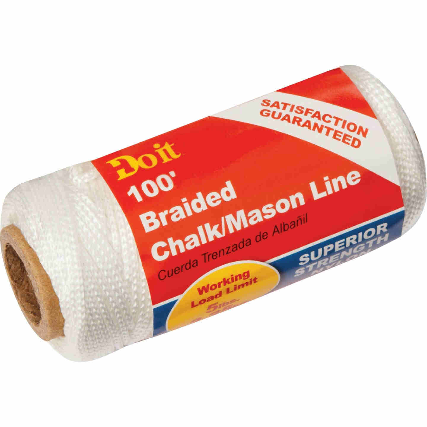 Do it 100 Ft. Braided Nylon Chalk Line Image 1