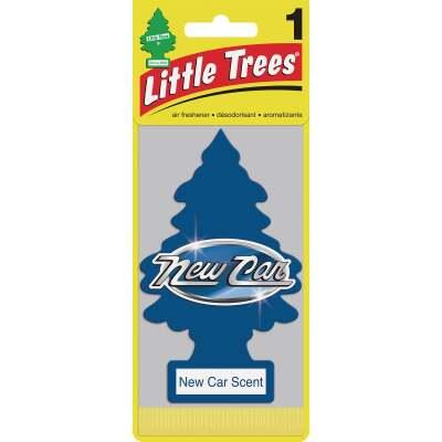 Little Trees Car Air Freshener, New Car Scent
