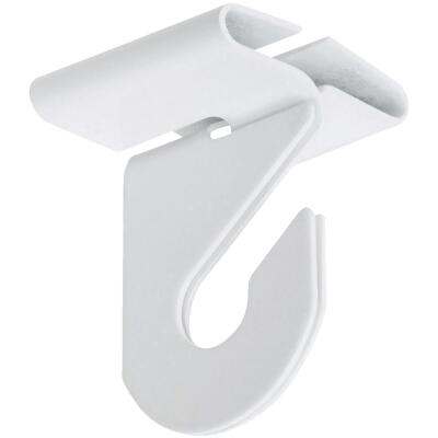 National White Suspended Ceiling Hook (2 Pack)
