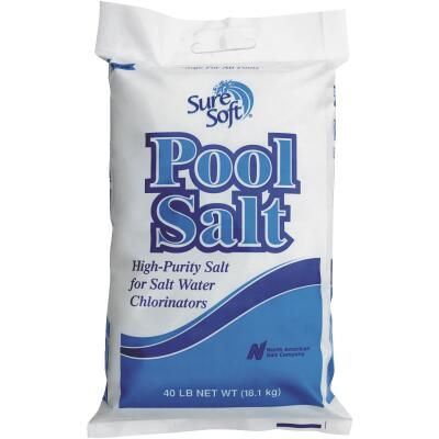 Sure Soft 40 Lb. Pool Salt
