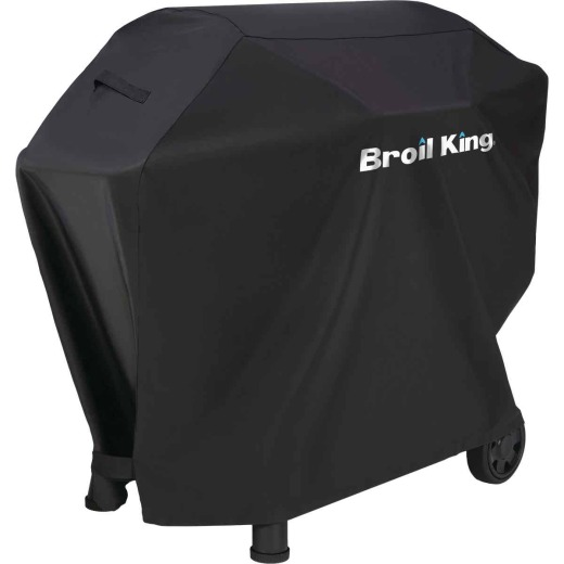 Broil King Baron Pellet 400 42 In. Black Grill Cover